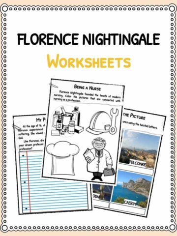 Florence Nightingale Facts & Worksheets