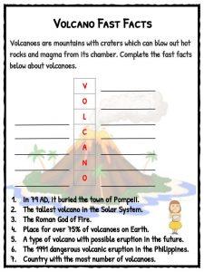 Mount etna facts worksheets for kids pdf resource mount etna worksheets ccuart Gallery