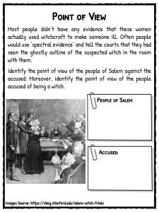 what were the causes of the salem witch trials