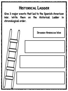 The Spanish American War in Motion Pictures   Collection Connections besides Spanish American War Facts  Worksheets   Key Events For Kids as well  also Spanish American War Worksheet 2 Spanish American War Map Worksheet likewise American Imperialism Worksheets    Set 2  The Spanish American War besides CH 10 TEST Review Sheet – Imperialism and the Spanish American together with Quiz   Worksheet   Spanish American War   Study further  as well 24 Best Of Spanish American War Worksheet Answers Pictures in addition spanish american war worksheet   In the mid18908 there were serious also  moreover Spanish American War   Worksheet   Written Doent Analysis in addition Spanish American War Worksheet  The Battle for Manila Bay by History furthermore Black Partition in the Spanish American War additionally  also . on the spanish american war worksheet