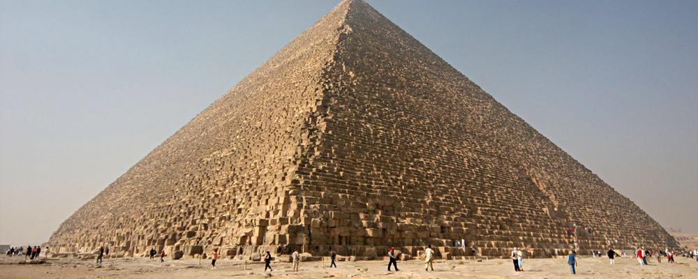 Ancient Pyramids Facts