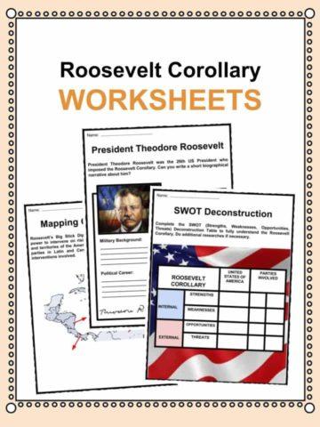 Roosevelt Corollary Worksheets