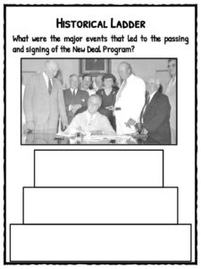 an analysis of the new deal program by franklin roosevelt And arts programs see new deal new york, new york,& ca 1934 joseph m speakman's prologue article about the first of franklin d roosevelt's major new.