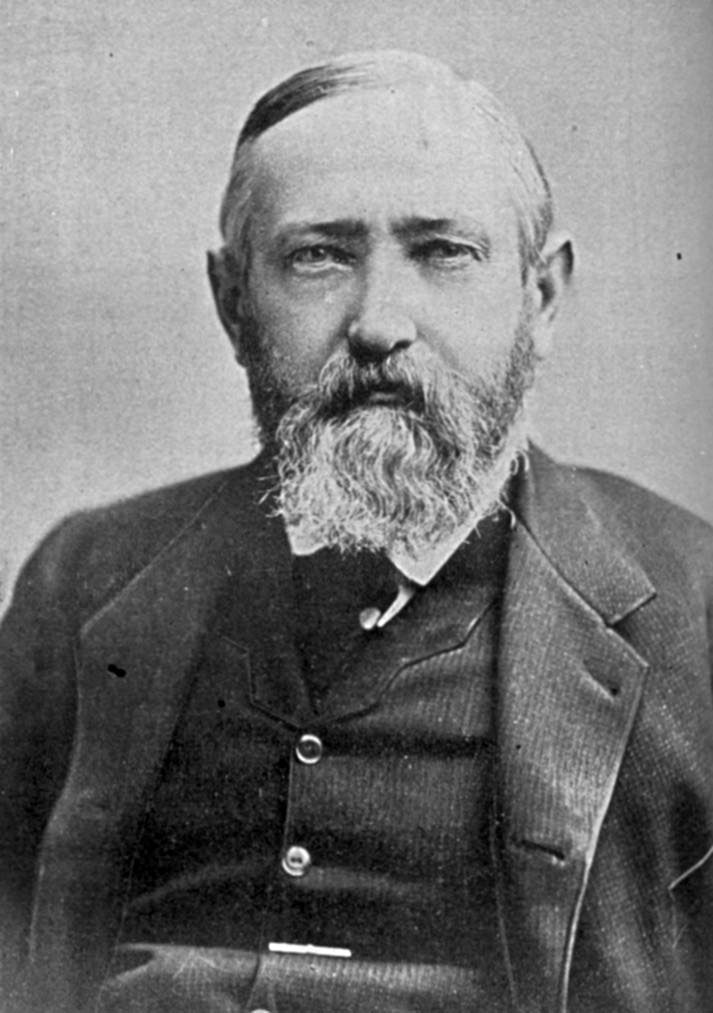 Benjamin Harrison Facts