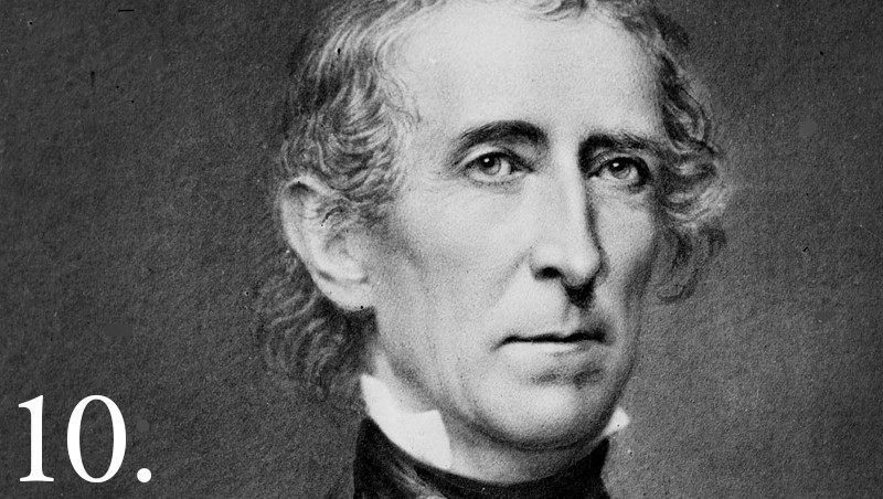 John Tyler Facts