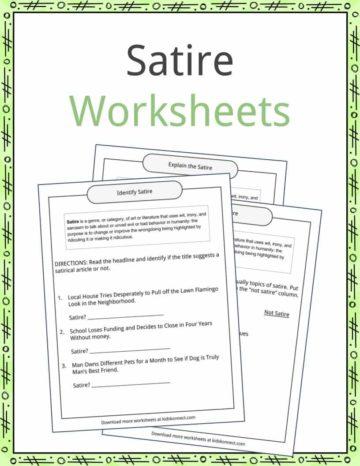 literary devices worksheets lesson plans resources. Black Bedroom Furniture Sets. Home Design Ideas