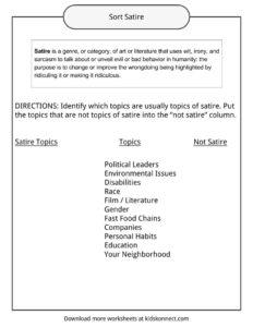 worksheet. A Modest Proposal Worksheet Answers. Grass Fedjp ...