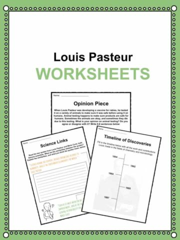 Louis Pasteur Worksheets