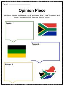 nelson mandela facts worksheets biography information for kids. Black Bedroom Furniture Sets. Home Design Ideas