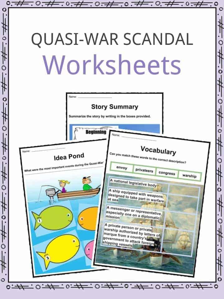 Quasi-War Worksheet