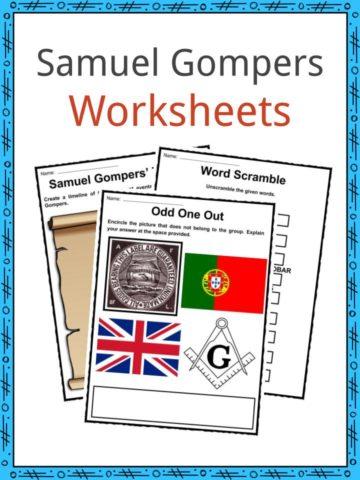 Samuel Gompers Worksheets