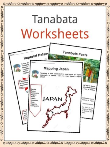 Tanabata Worksheets