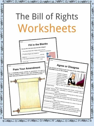 Versatile image in bill of rights quiz printable
