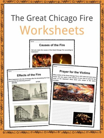 The Great Chicago Fire Worksheet
