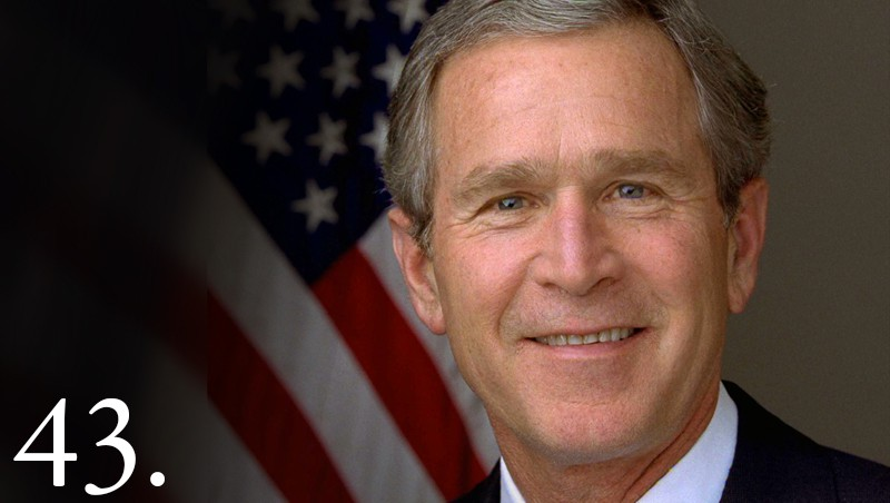 George W Bush Facts