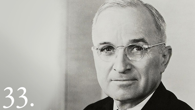 harry-s-truman-facts