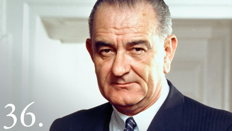 lyndon-b-johnson-facts