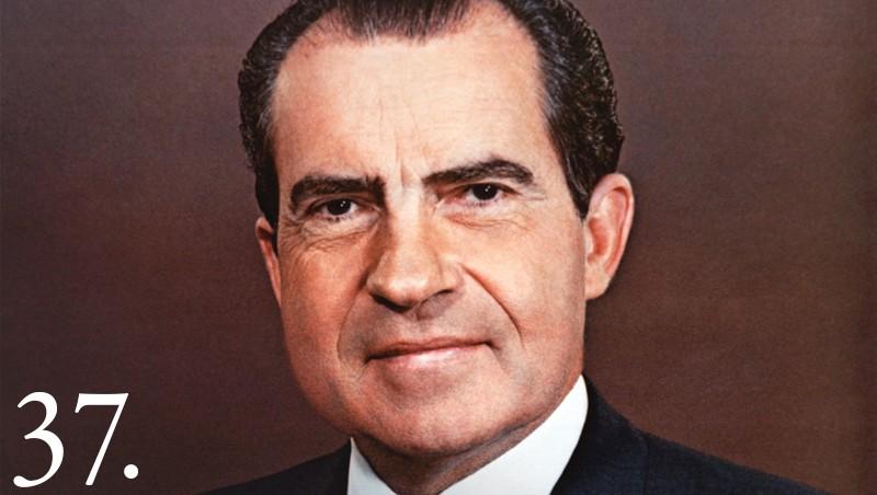 Richard Nixon Facts