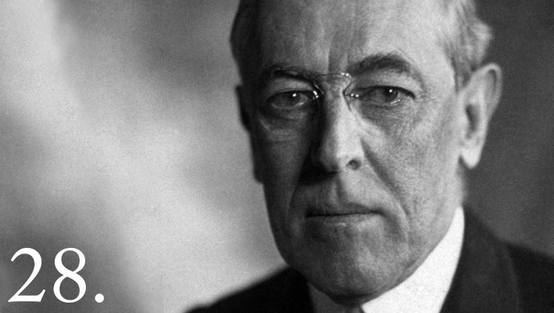 Woodrow Wilson Facts