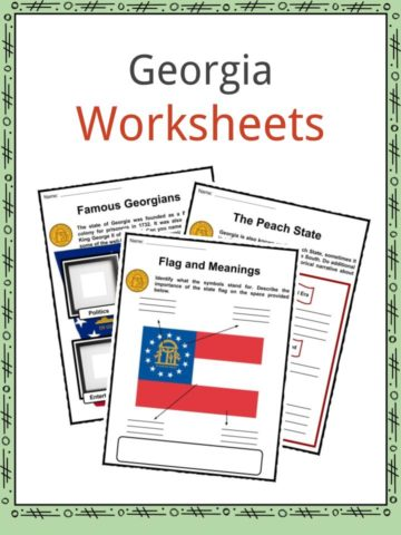 Georgia Worksheets