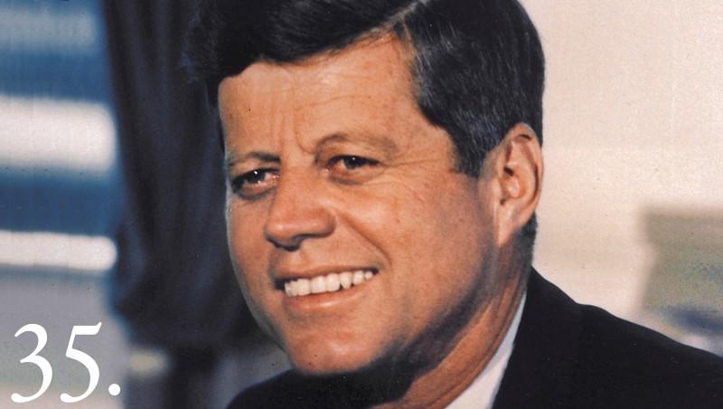 John f Kennedy Facts