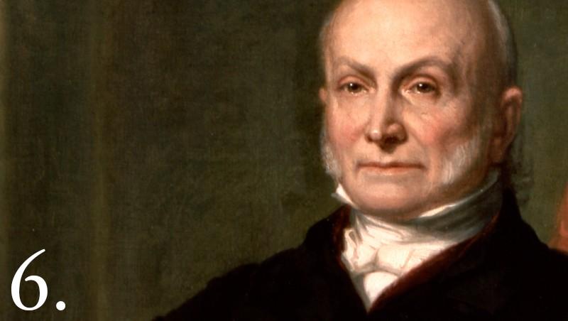 John Quincy Adams Facts