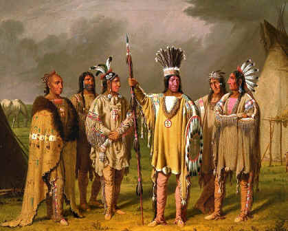 Blackfoot Tribe Facts