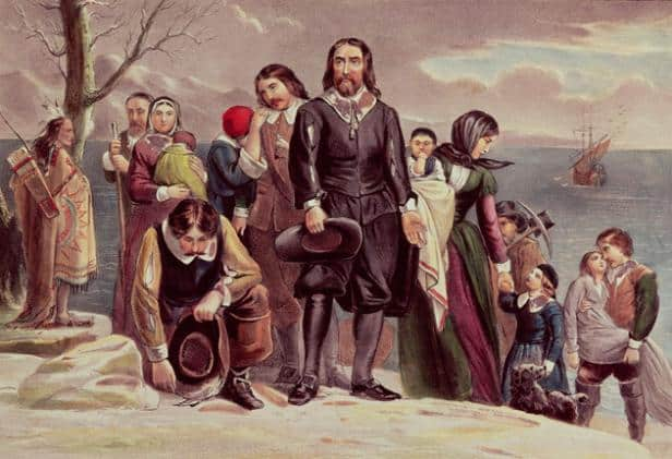 William Bradford Facts