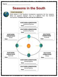 Hemisphere Worksheet   TeacherLingo.com