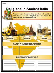 Collection Ancient India Worksheets Pictures - Sabadaphnecottage
