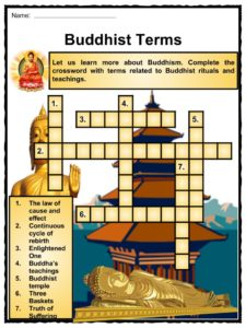 Buddhism Facts, Worksheets, Religion History & Origin For Kids