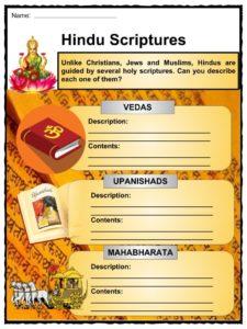 Hindu creation story cloze sheet by Noahstrolly - Teaching ...