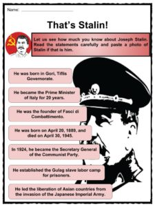 what is totalitarianism and analysis of the ussr during stalins reign See some examples of totalitarianism to better understand the concept  soviets during communism, and the stalinist movement in particular  joseph stalin .
