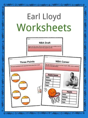 Earl Lloyd Worksheets