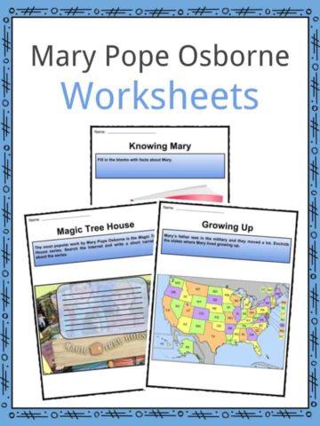 Mary Pope Osborne Worksheets