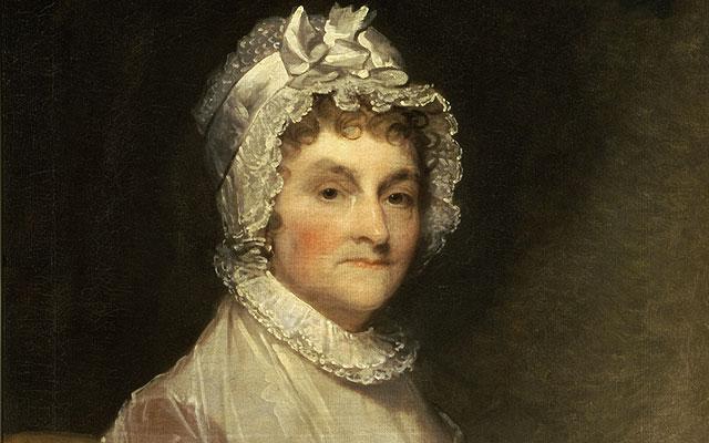 Abigail Adams Facts