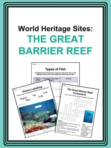 Great Barrier Reef Worksheets