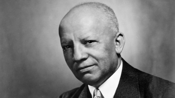 Carter G Woodson Facts