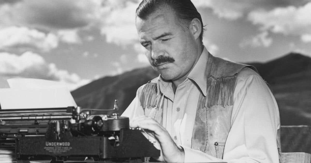 the use of irony in ernest hemingways works Lastly, irony of a character means that a person's actions are opposite to the expectations thus, this paper seeks to focus on the three types of irony as expressed in ernest hemingway's.