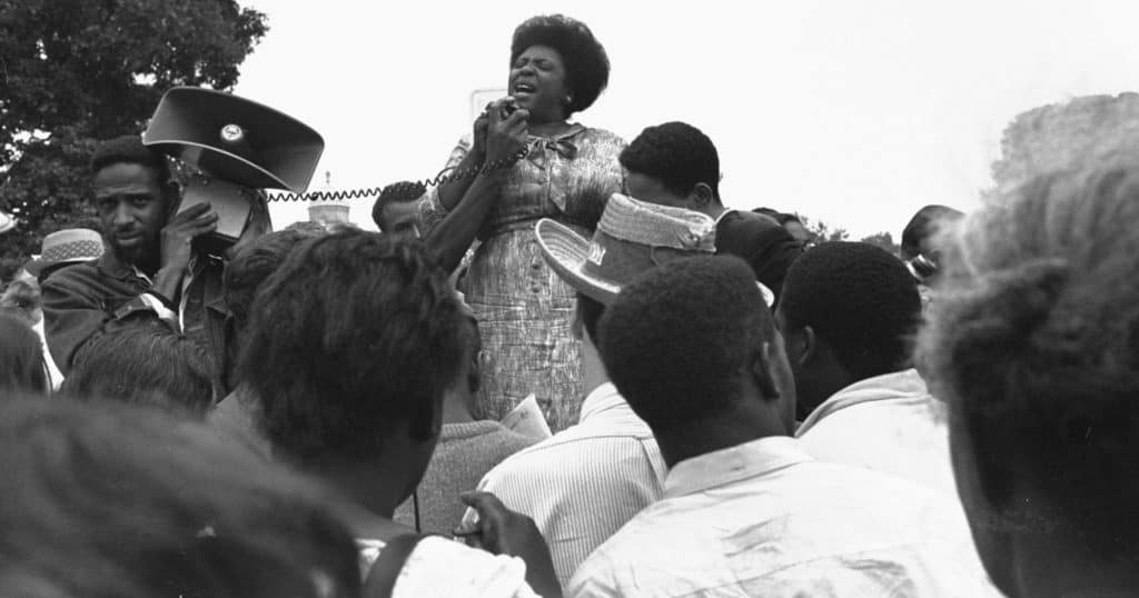 Fannie Lou Hamer Facts