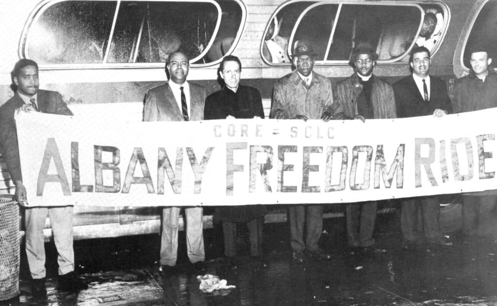 Freedom Riders Facts