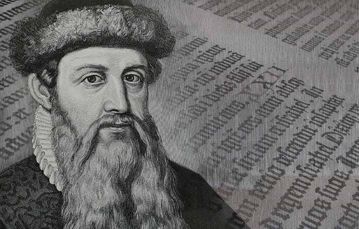 Johannes Gutenberg Facts