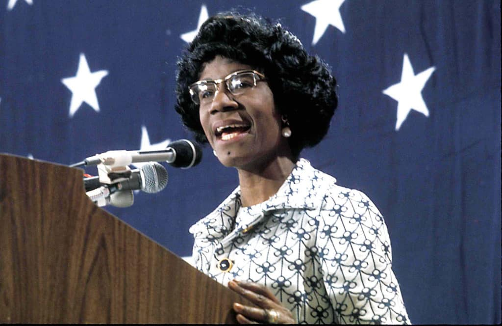 Shirley Chisholm Facts