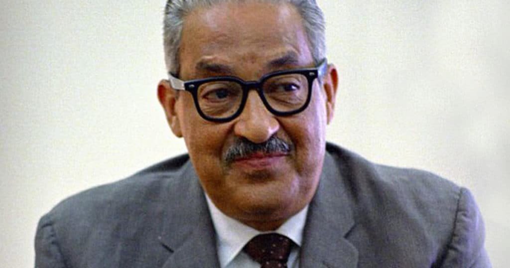 Thurgood Marshall Facts