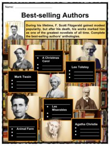 a biography of f scott fitzgerald an american novelist and short story writer Biography of f scott fitzgerald by andre le vot,  his meteoric passage through american letters in short,  the fitzgerald story,.