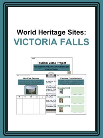 Victoria Falls Worksheets