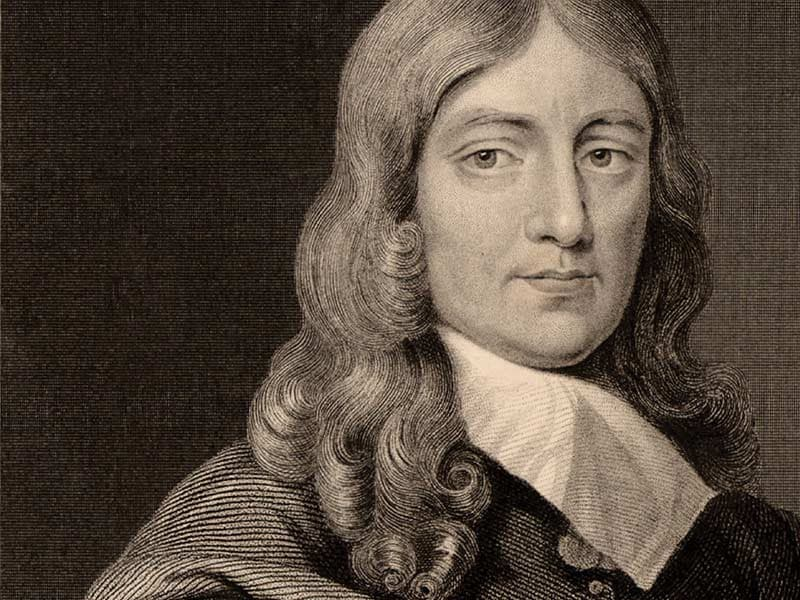 John Milton Facts