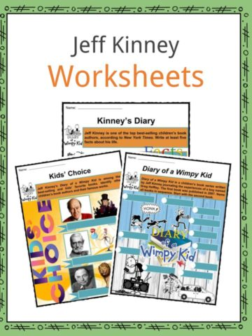 Jeff Kinney Worksheets