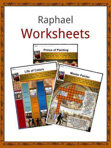 Raphael Worksheets