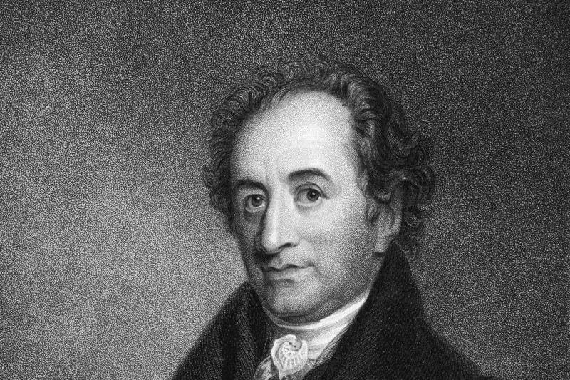 Johann Wolfgang Von Goethe Facts